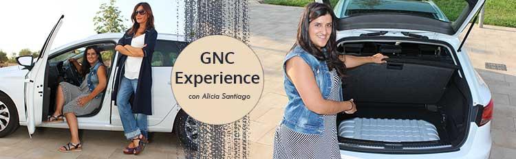 GNC Experience con Alicia Santiago