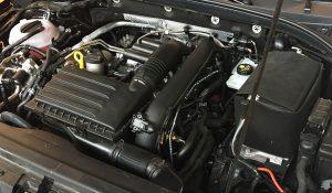 Motor Skoda Octavia GTEC