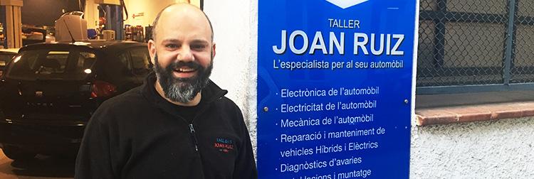 Taller Joan Ruiz Sabadell